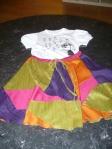 cores fortes na Graçinha moda infantil