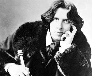 foto Oscar Wilde
