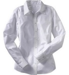 básica camisa branca