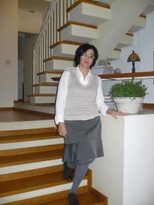 Cristina Morais , estilo pessoal