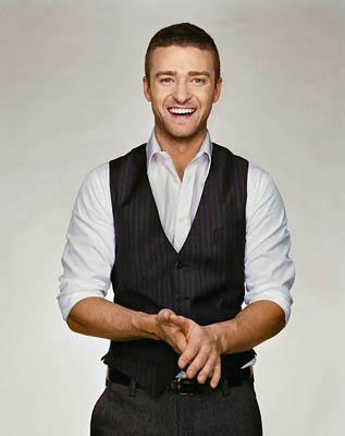 visual de Justin Timberlake