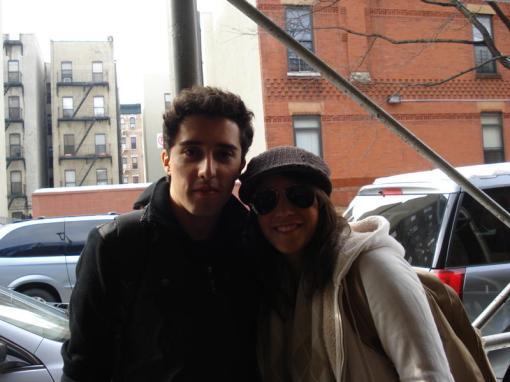 Marina e Lucas Moras