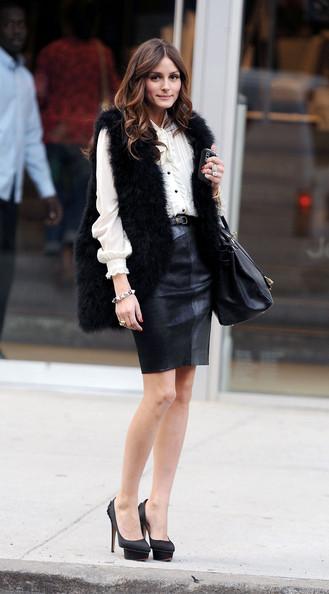 fashionista Olivia Palermo